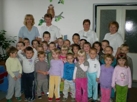 Materská škola lúky v roku 2009